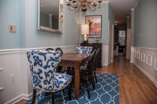 926 Willow Ave #1 - Dining Room